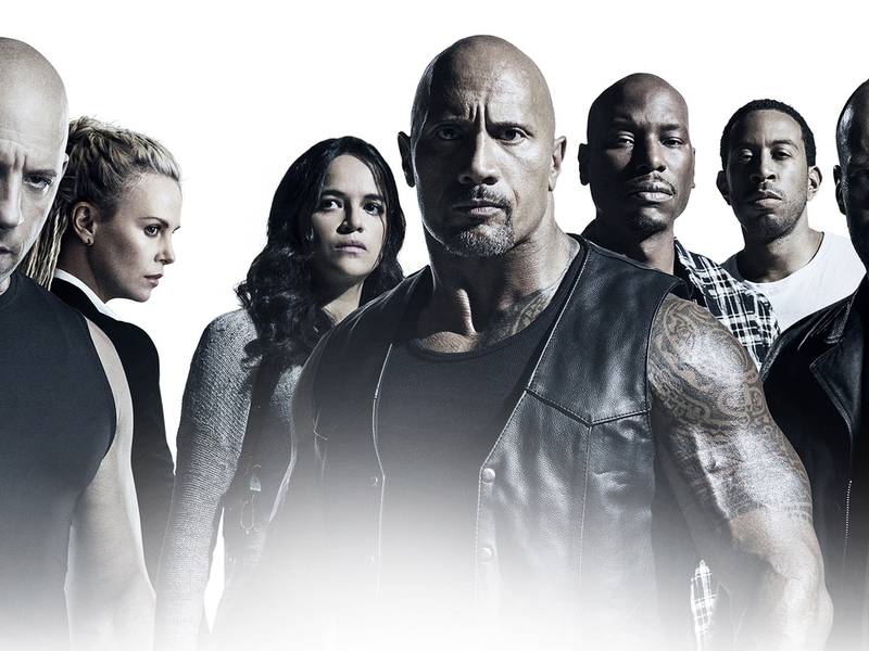 The Sound of The Fate & The Furious