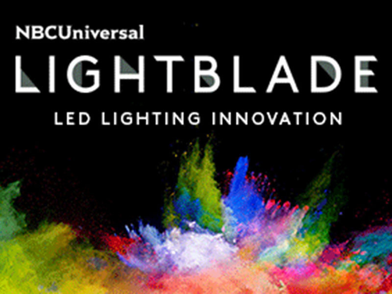 Premiering NBCUniversal Lightblade LED Production Lighting at Cine Gear Expo 2017 in Partnership with Cineo Lighting