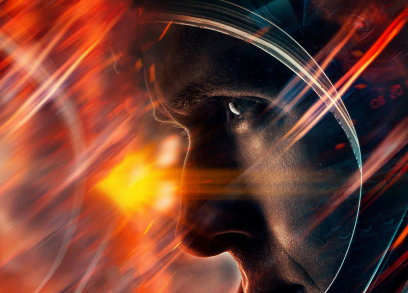 The Sound of First Man Soundshow with Damien Chazelle