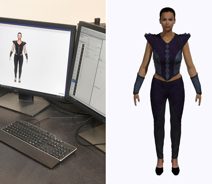 Universal Studios Costume Digital Design Workroom Now Open!