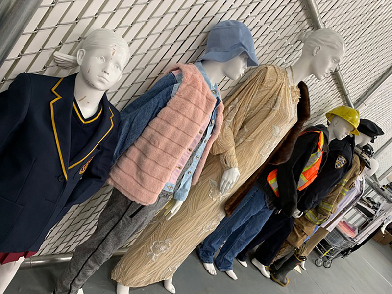 Universal Production Services Costume Dept. Now Open in New York