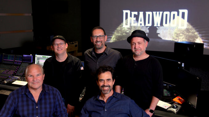 Emmys 2019: How the Team Behind 'Deadwood: The Movie' Captured the Sounds of the Old West