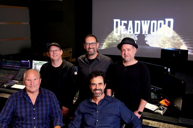 Creating and Mixing Authentic Sounds for HBO's Deadwood Movie