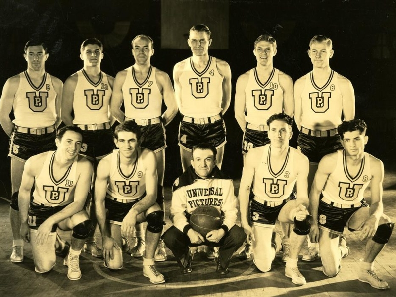 Universal Pictures, Frankenstein, and Basketball: The Story of the First U.S. Olympic Team