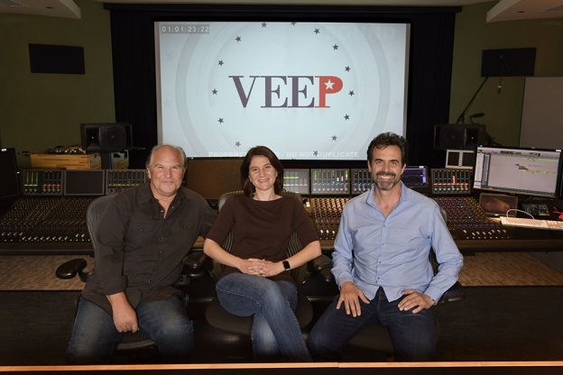ADR, Loop Groups, Ad-Libs: Veep's Emmy-Nominated Audio Team